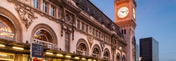 Prix Taxi Gare De Lyon A Gare Montparnasse